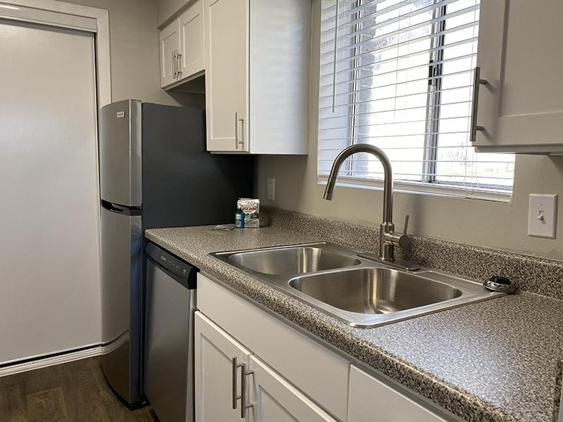 Kitchen | The Pointe at Fort Union