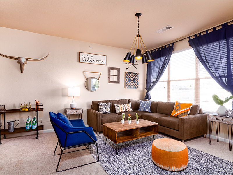Living Room | Arista Flats