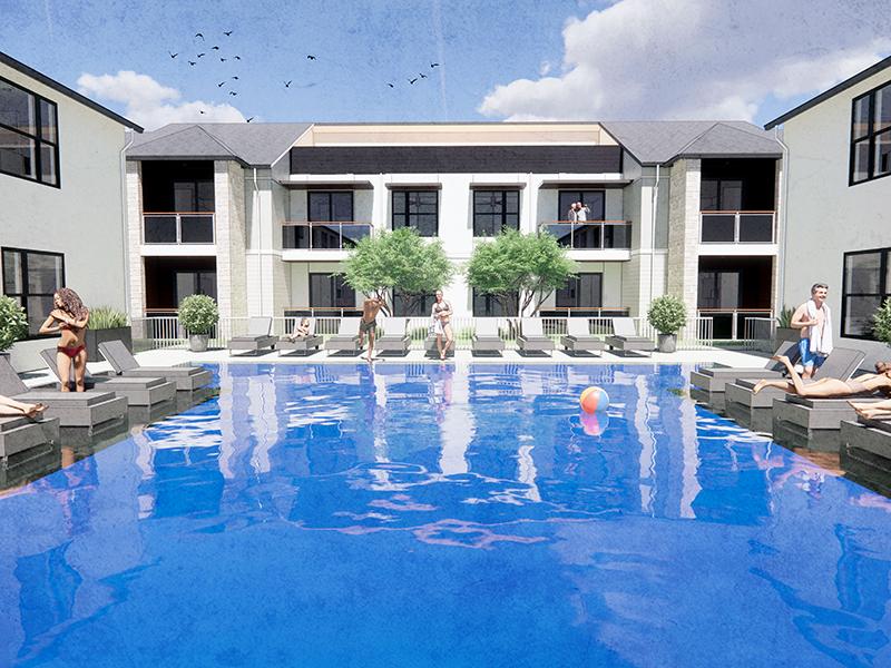 Swimming Pool | Palomino Flats Apartments in San Antonio, TX