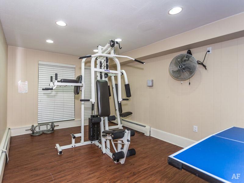 Fitness Center   Postmark at Littleton Apartments in Littleton, CO