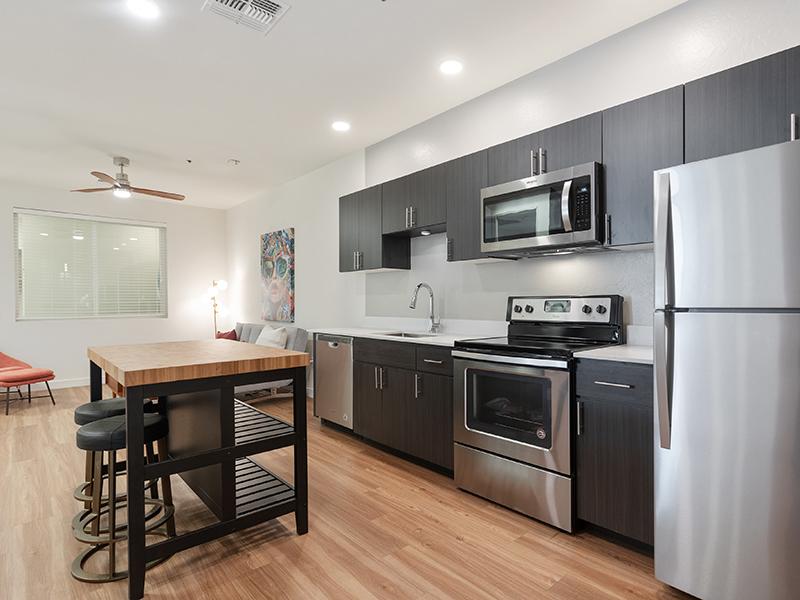 Kitchen | Urbana on 12th