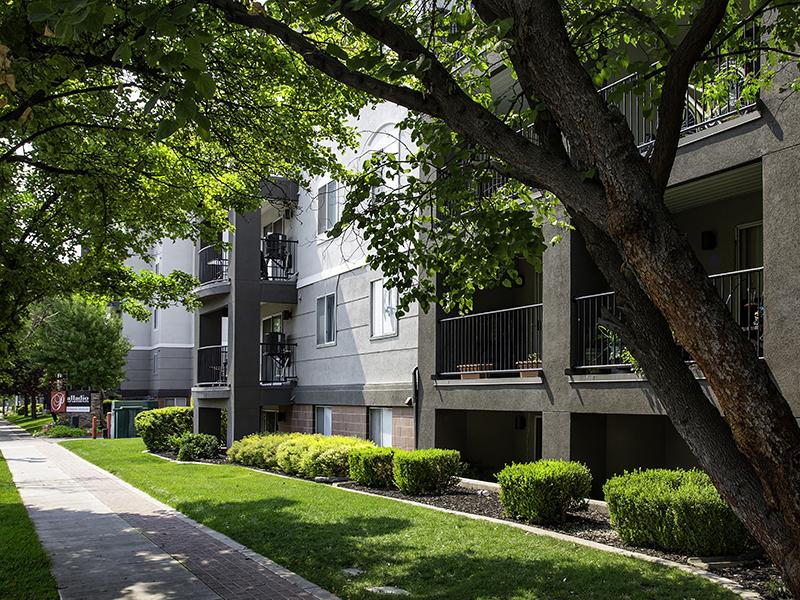Apartment Building | Palladio Apartments in Salt Lake City, UT
