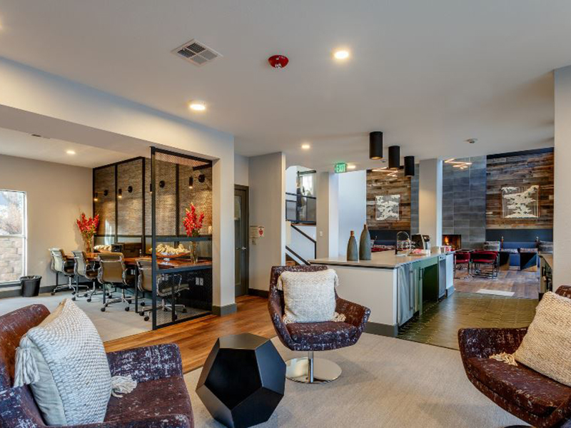 Clubhouse Interior | Altitude Westminster