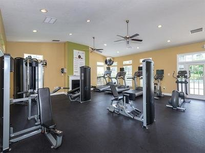 Fitness Center | Gym | Apartments with a Gym