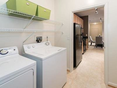 Washer and Dryer | Apartments with Washer & Dryer