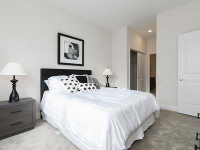 Model Bedroom | 222 Park Place Apartments