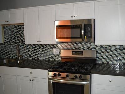 Kitchen | Parkview on 5th Apartments