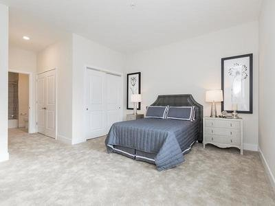 Model Bedroom | 1 Bedroom Apartments in Warminster