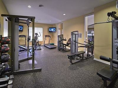 24-Hour Fitness Center - Alton Green Apartments