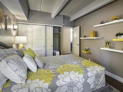 Bedroom | Luxe Towers