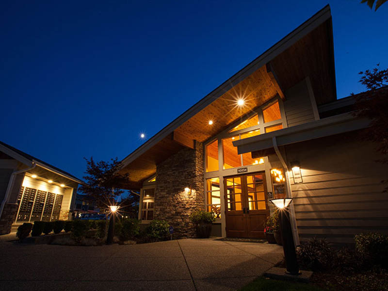 Clubhouse | The Outlook Apartments in Graham, WA