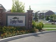 Welcome Sign | Zephyr Pointe