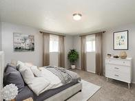 Bedroom - Apartments in West Valley City