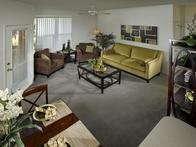 Living Room - 1, 2 & 3 Bedroom Rentals