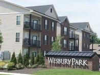 Front Sign | Wesbury Park Apartments
