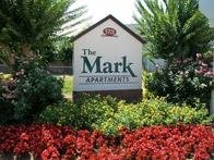 Apartment Sign | The Mark Apartments