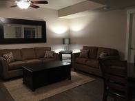 Living Room | Junction View Apartments