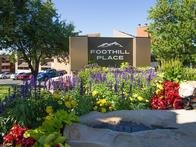 Foothill Place Apartments in Salt Lake City, Ut