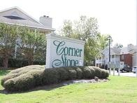 Welcome Sign | Cornerstone Apartments & Townhomes