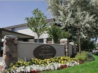 Welcome Sign - Townhomes at Mountain Ridge