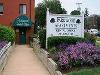 Parkwood Apartments in Falls Church, VA