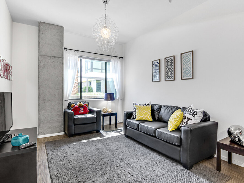 Living Room | The Cadence