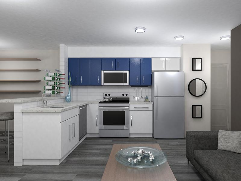 The Jewell Apartments in Lakewood, CO