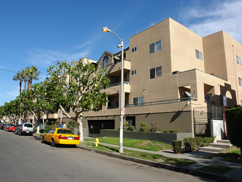 Magnolia Villas Apartments in North Hollywood, CA