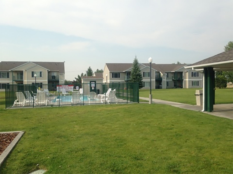 Chelsea Court Apartments in Idaho Falls, ID