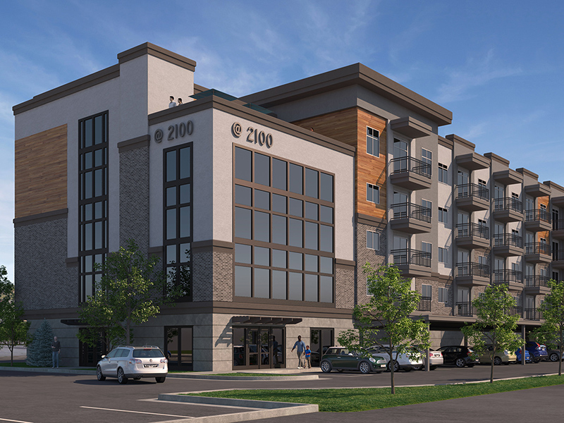 @2100 Apartments in Salt Lake City, UT