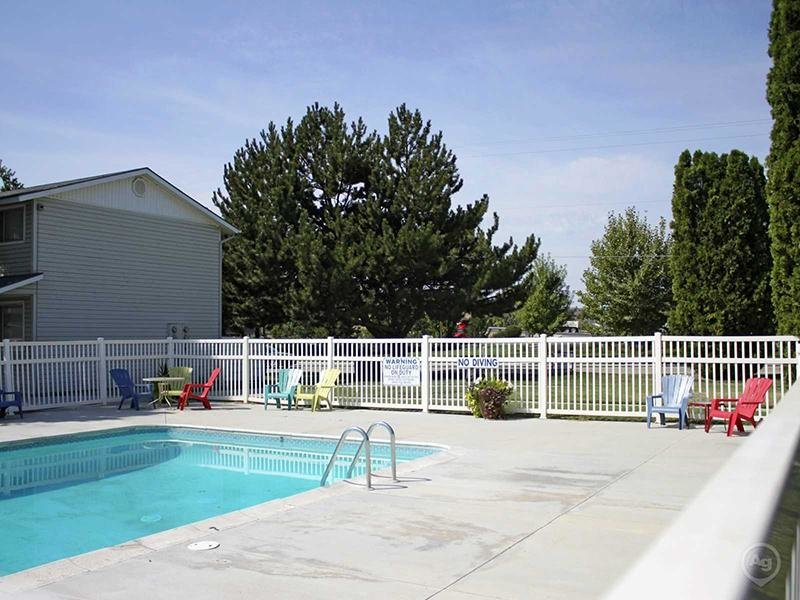 Sugar Pine Townhomes in Boise, ID