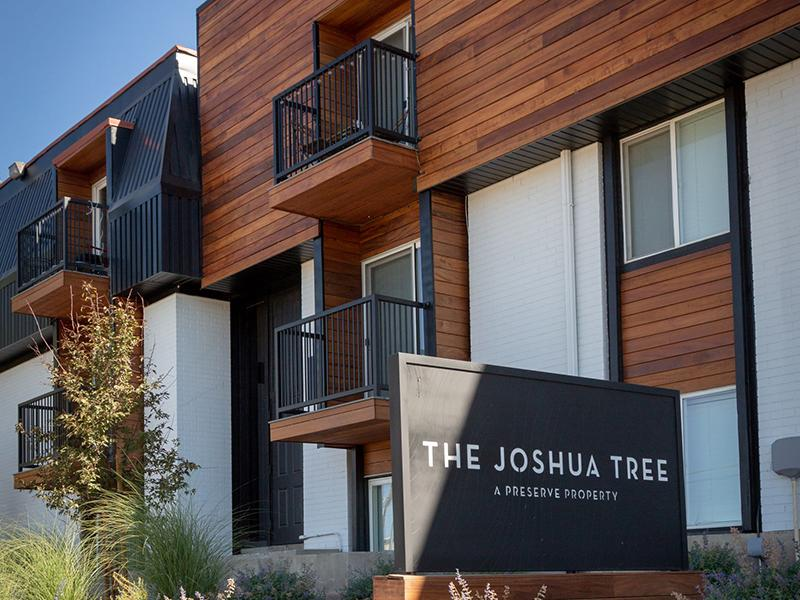 The Joshua Tree Apartments in Salt Lake City, UT