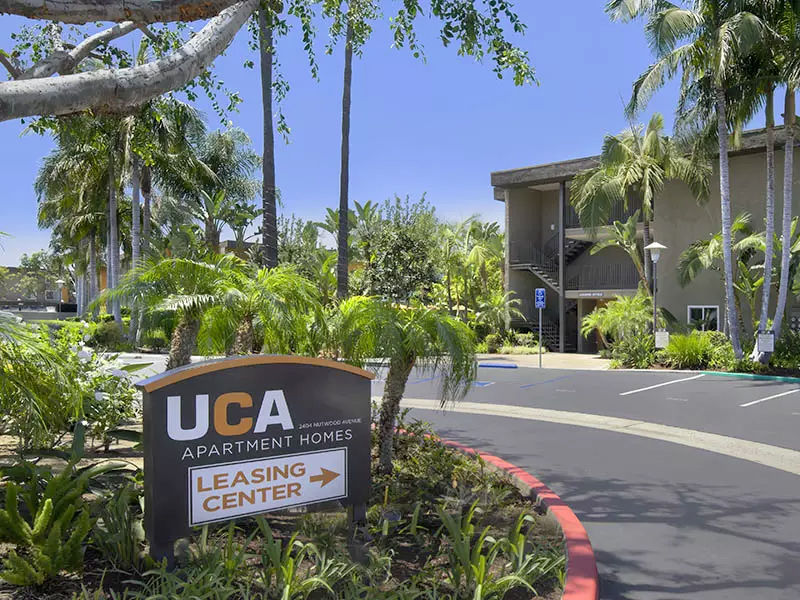 UCA Apartments in Davis, CA