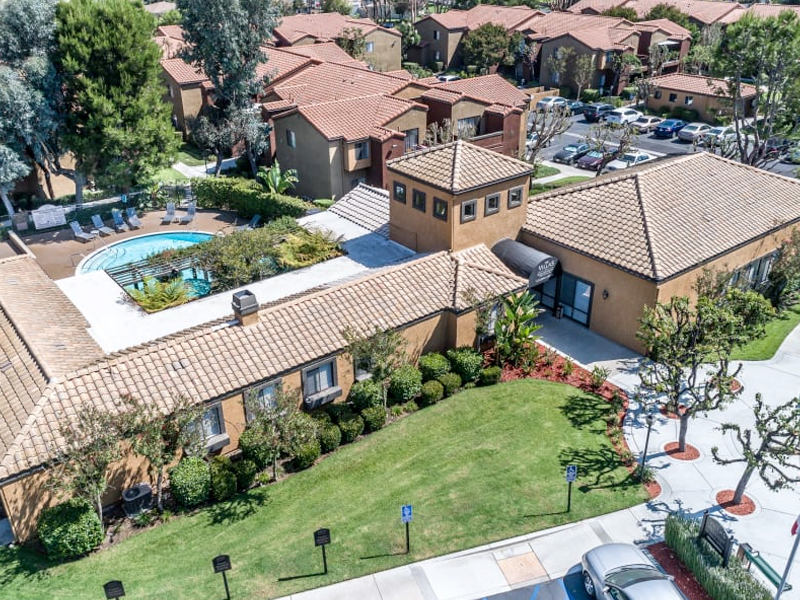 The Villas at Rowland Heights Apartments in Rowland Heights, CA