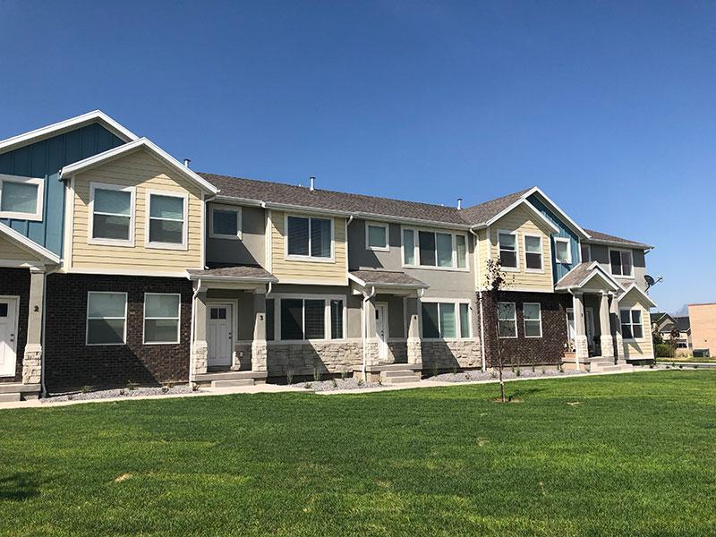Porter Ranch Townhomes in Sugar House, UT