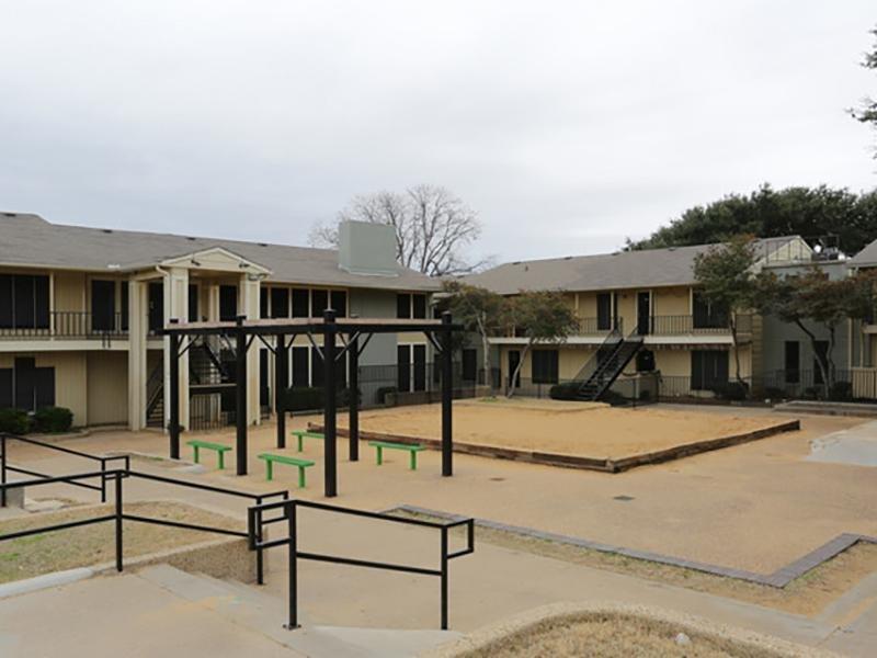Spanish Park Apartments in San Antonio, TX