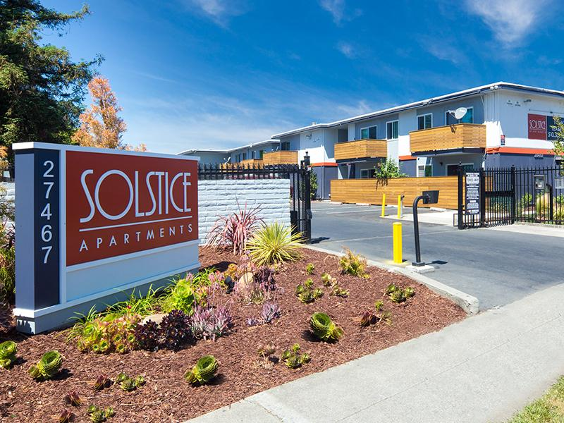 Solstice Apartments in Hayward, CA