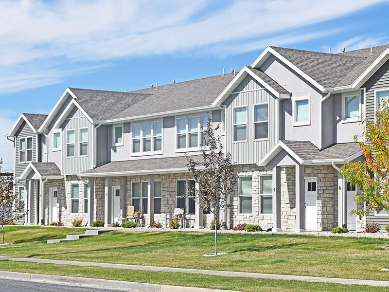 Smithfield Station Townhomes in Sugar House, UT