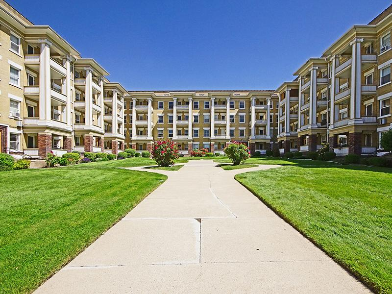 The Hillcrest Apartments in Salt Lake City, UT