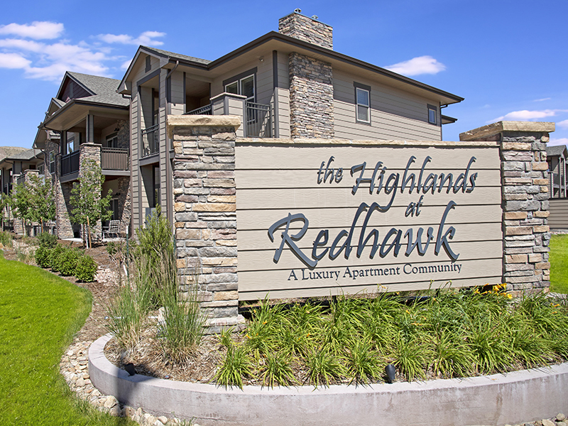 The Highlands at Red Hawk Apartments in Castle Rock, CO