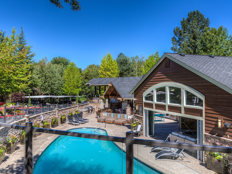 The Preserve at Forbes Creek Apartments in Kirkland, WA