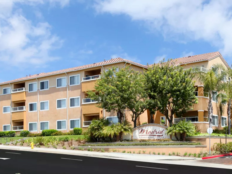 Madrid Apartments in Mission Viejo, CA