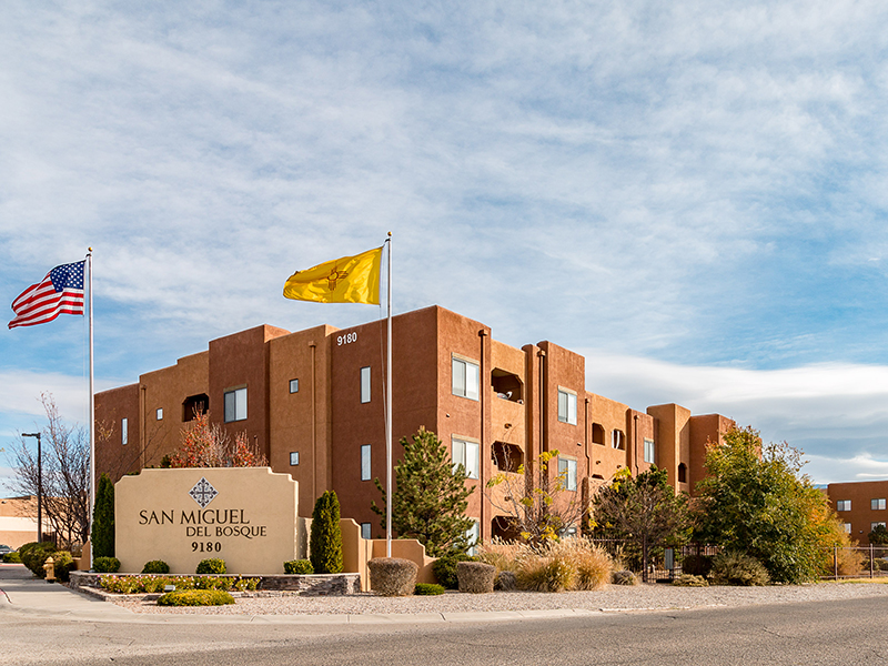 San Miguel Del Bosque Apartments in Albuquerque, NM