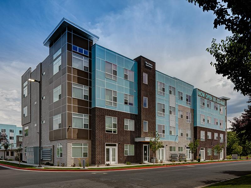 West Station Apartments in Salt Lake City, UT