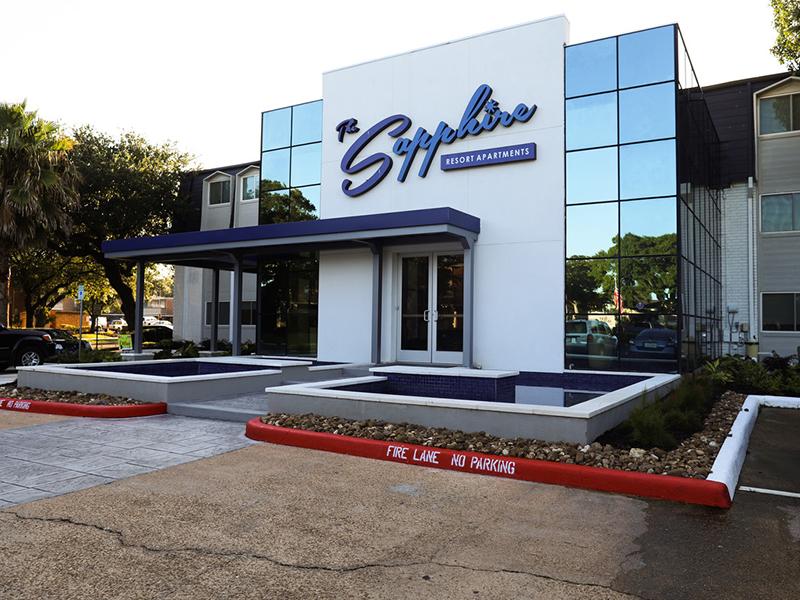 Shamrock Sapphire Apartments in San Antonio, TX