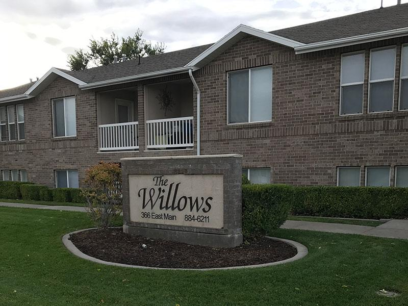 The Willows Apartments in Sugar House, UT