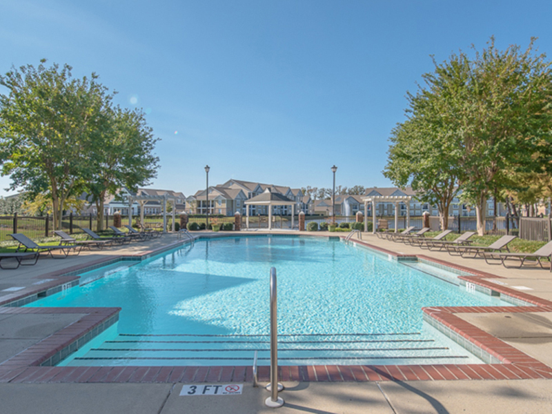 The Lakes at Town Center Apartments in Hampton, VA