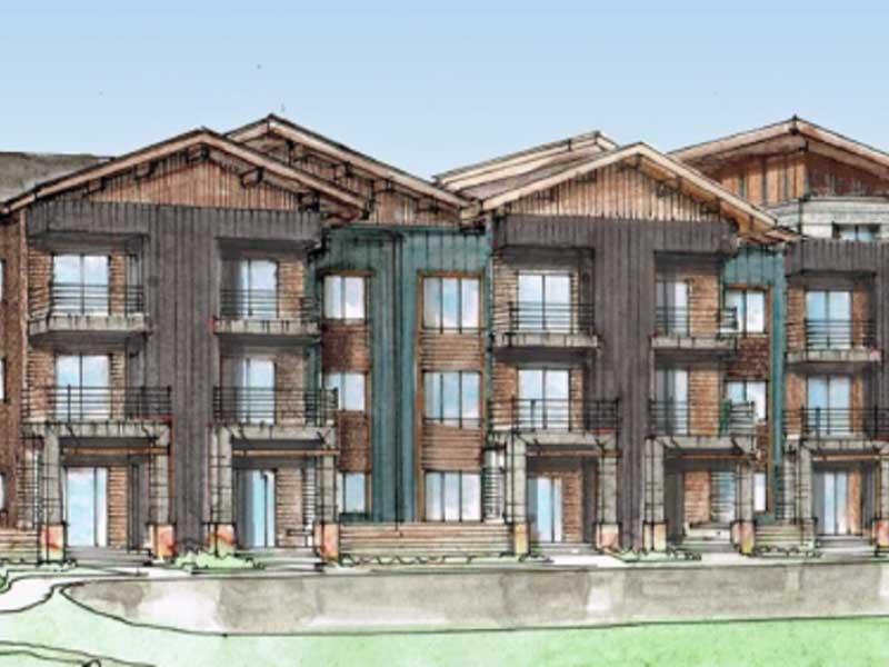Truckee's Coburn Crossing Apartments in Davis, CA