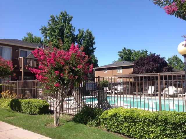 Riverbank Apartments in Davis, CA