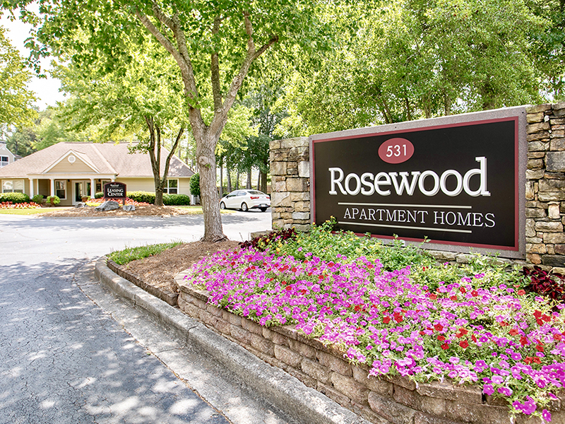 Rosewood Apartments in Cartersville, GA